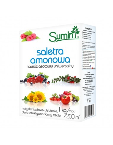 Sumin Saletra Amonowa 1kg