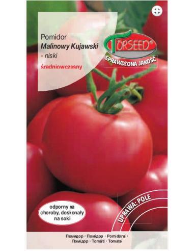 Pomidor niski Malinowy Kujawski 0,2 g...