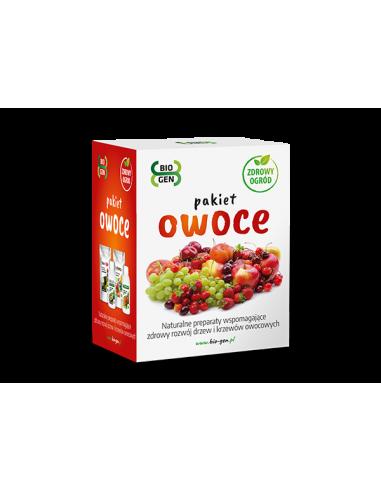 Pakiet OWOCE produkty wspomagające...