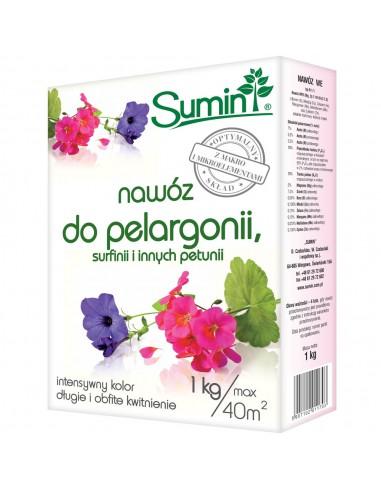 Sumin Nawóz do pelargonii, surfinii i...